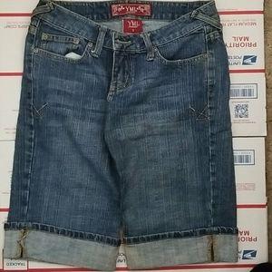 Ymi jeans shorts